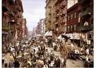 Fotos Nueva York - calle Mulberry 1900