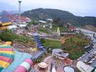 Foto parque de atracciones