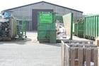 Foto Parque de contenedores