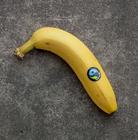 Foto plátano de mercado justo