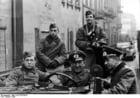 Foto Polonia - Gueto Litzmannstadt - Soldados alemanes