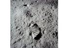 Foto Primeros pasos en la luna