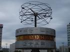 Foto reloj del mundo - Berlín