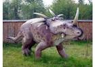 Foto Réplica de styracosaurus