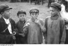 Foto Rusia - niños fumando