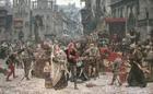 Foto Saqueo por Valdemar Atterdag en Visby, 1361