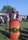 Foto Soldado legionario romano