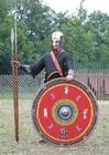 Foto Soldado romano a finales del siglo III AC