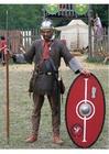 Foto Soldado romano en el 175 AC