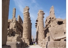 Foto Templo de Karnak, complejo en Luxor, Egipto