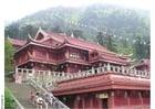 Foto Templo del monte Emei