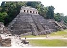 Foto Templo maya Palenque