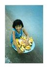 Foto Trabajo infantil, vendedor ambulante