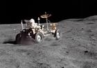 Foto Vehículo en la luna
