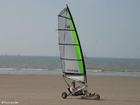 Foto Windsurf en la playa
