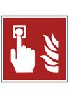 Imagen alarma de incendio