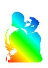 Imagen antihomofobia