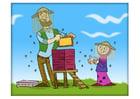 Imagen apicultor