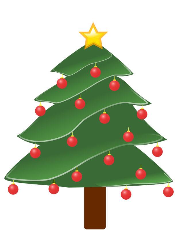 Imagen rbol de navidad con bolas de navidad img 20786 - Bolas de navidad grandes ...