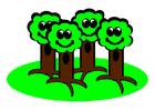 Imagen árboles