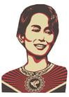 Imagen Aung San Suu Kyi