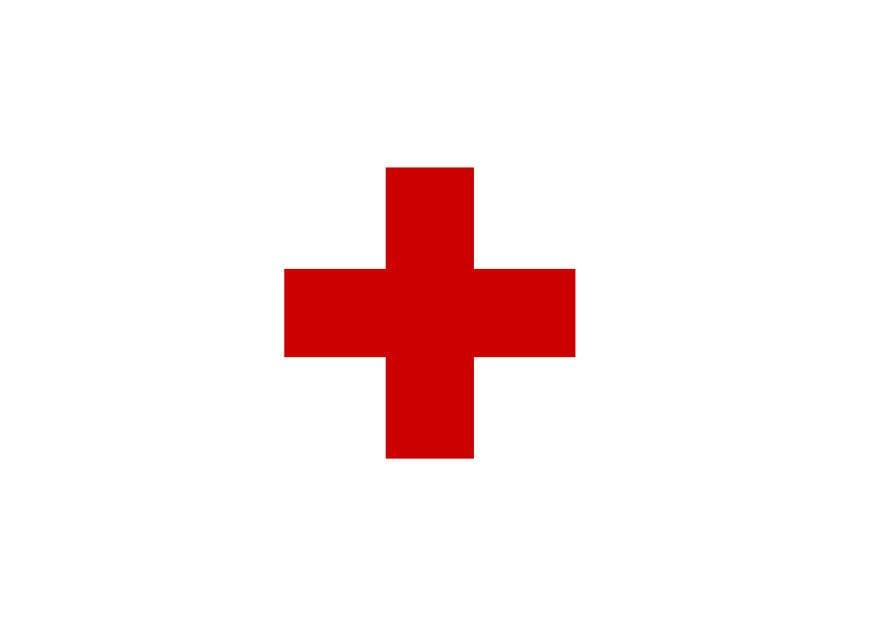 Imagen Bandera De La Cruz Roja Imagenes Para Imprimir Gratis