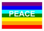 Imagen bandera de la paz