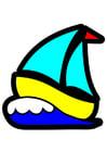 Imagen barco velero