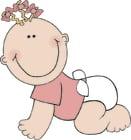 Imagen Bebé niña