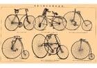 Imagen Bicicletas antiguas