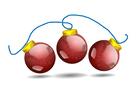 Imagen bolas de navidad