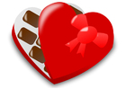 Imagen bombones de chocolate