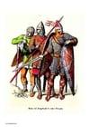 Imagen Caballeros en la  primera cruzada