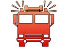 Imagen camión de bomberos
