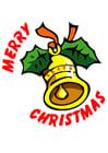 Imagen campana de navidad