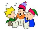 Imagen canción de navidad