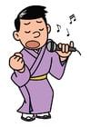 Imagen cantar - karaoke