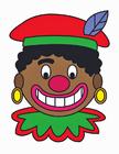 Imagen Cara de Zwarte Piet