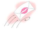 Imagen carta de amor