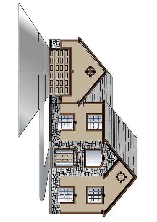 Imagen casa con garaje img 27315 for Appoggiarsi all aggiunta del garage