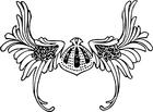 Dibujo para colorear Casco vikingo