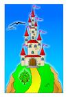 Imagen castillo de cuento