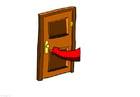 Imagen Cerrar la puerta - ahorro de energía