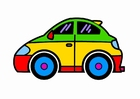 Imagen coche de juguete