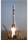 Foto Cohete despegando