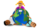 Imagen cuidar del planeta