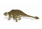 Imagen dinosaurio - ankylosaurus 2