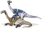 Imagen Dinosaurio Nanshiungosaurus