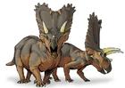 Imagen Dinosaurio pentaceratops