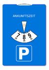 Imagen disco de estacionamiento